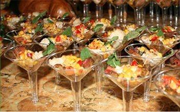 Martini Appetizer