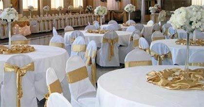 Wedding Setup 2 Hannibals Catering Events
